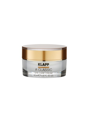 A Classic Eye Care Cream 15ml-Klapp